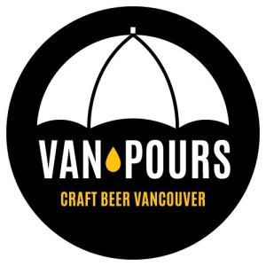 Van Pour vanpours craft beer vancouver beer blog vancity blogger graphic design yeastvan bc beer