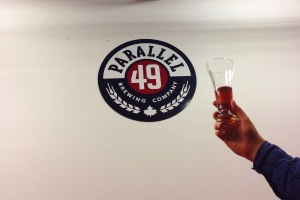 Cheers to Parallel 49