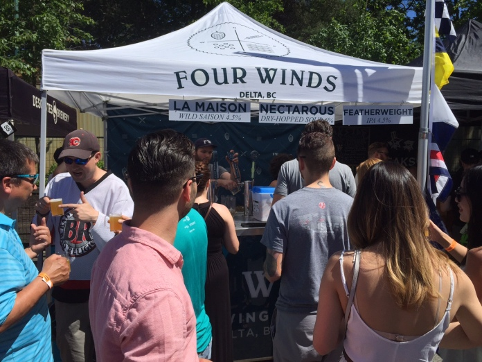 craft beer vancouver vcbw brett montrose