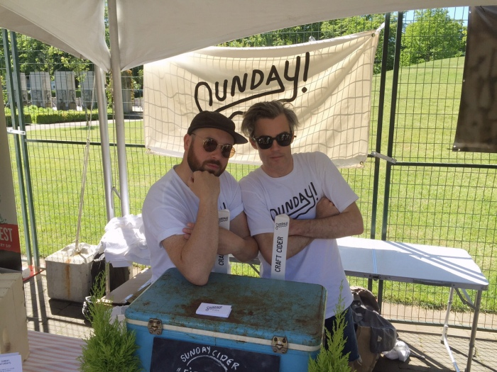 craft beer vancouver vcbw van pours sunday cider craft cider
