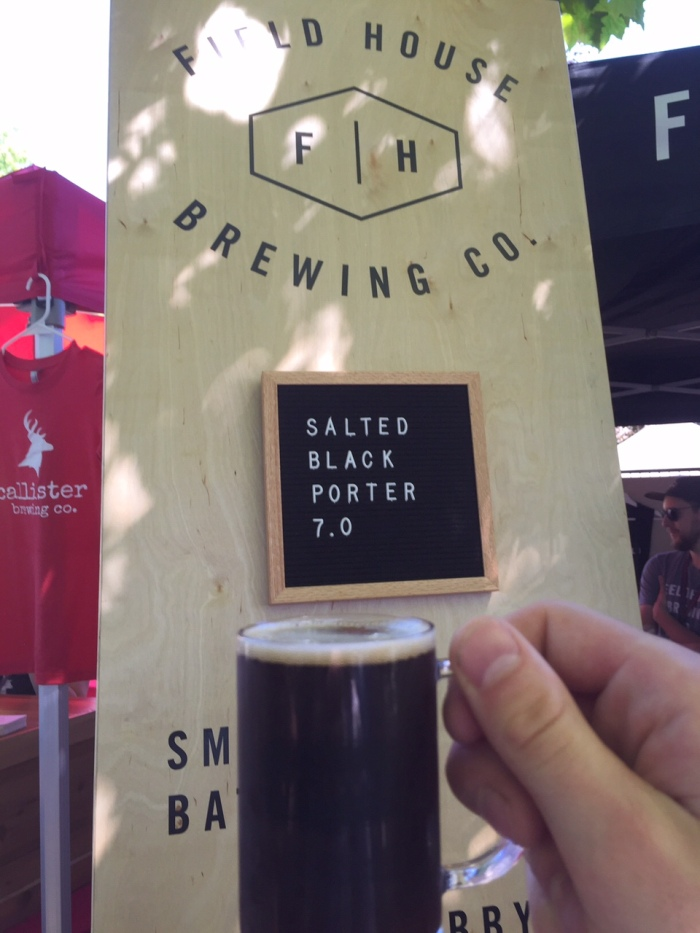 craft beer vancouver vcbw van pours field house brewing salted black porter
