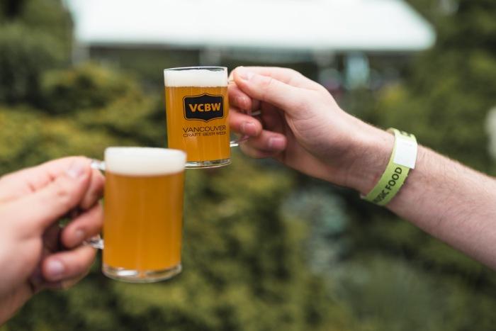 vcbw vancouver craft beer week festival pne fairgounds vanpours