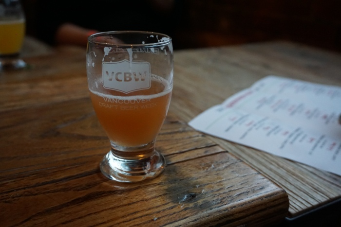 vcbw vancouver craft beer week forbidden fruit
