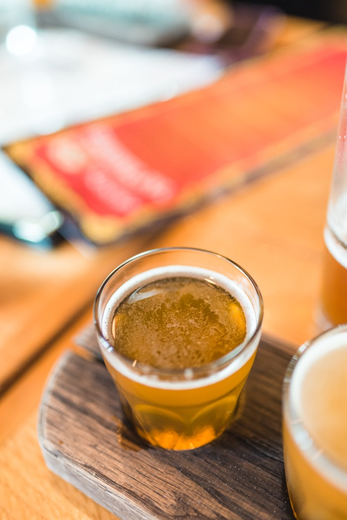 biercraft commercial drive trinity brewing beerthirst craft beer tap takeover vancouver vanpours