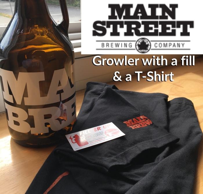 main street brewing craft beer bc