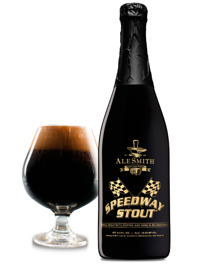 alesmith brewing speedway stout barrel aged craft beer