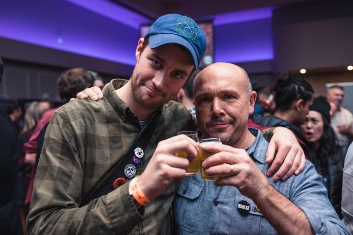 BCBA2017 BC Beer Awards craft beer Main Street Brewing Vancouver vanpours