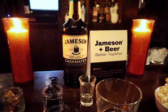 Jameson caskmates irish whiskey bc craft beer narrow lounge main street vancouver vanpours