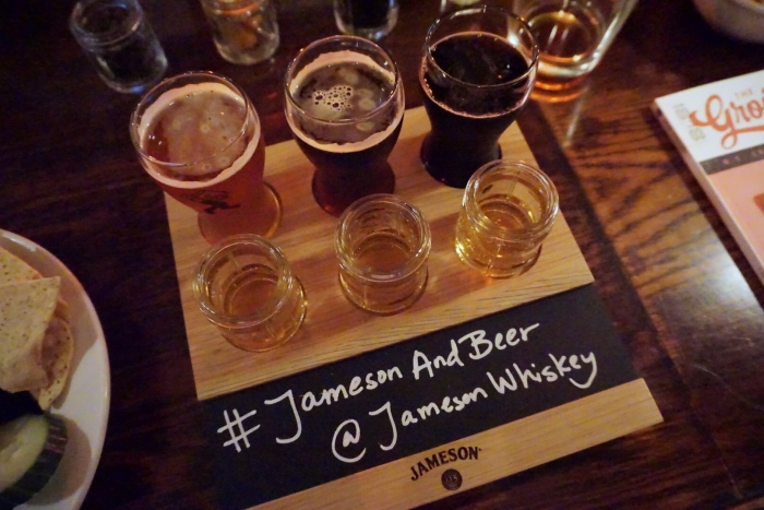 jameson caskmates irish whiskey bc craft beer narrow lounge main street vancouver vanpours