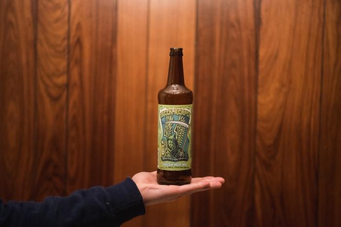 Phillips Brewing & Malting Co Fresh Hop IPA craft beer Victoria vanpours