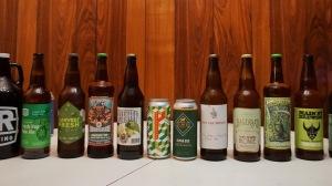 fresh hop craft beer bottle share vanpours