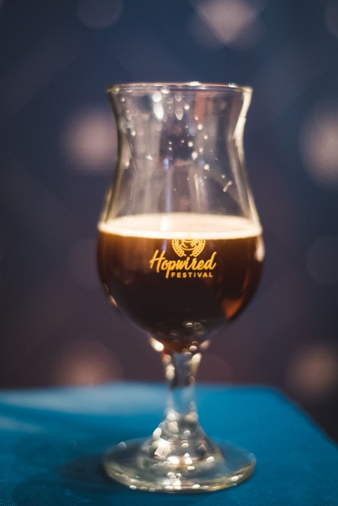 Four Winds Brewing Hopwired Festival BC craft beer vanpours beertifulbc