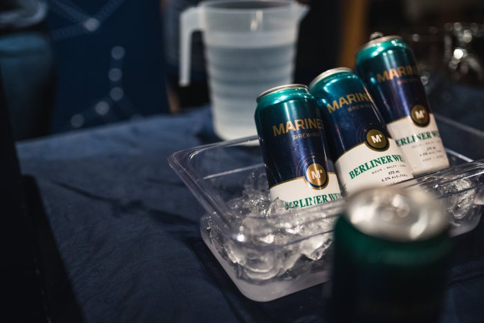Coquitlam Craft Beer Festival Mariner Brewing vanpours