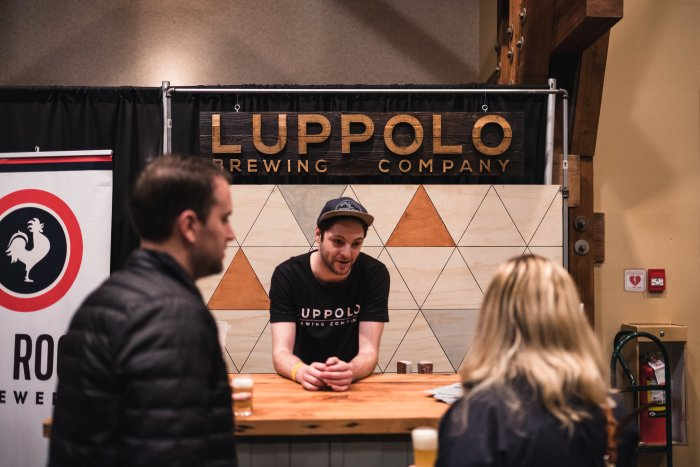 Coquitlam Craft Beer Festival Luppolo Brewing Company vanpours