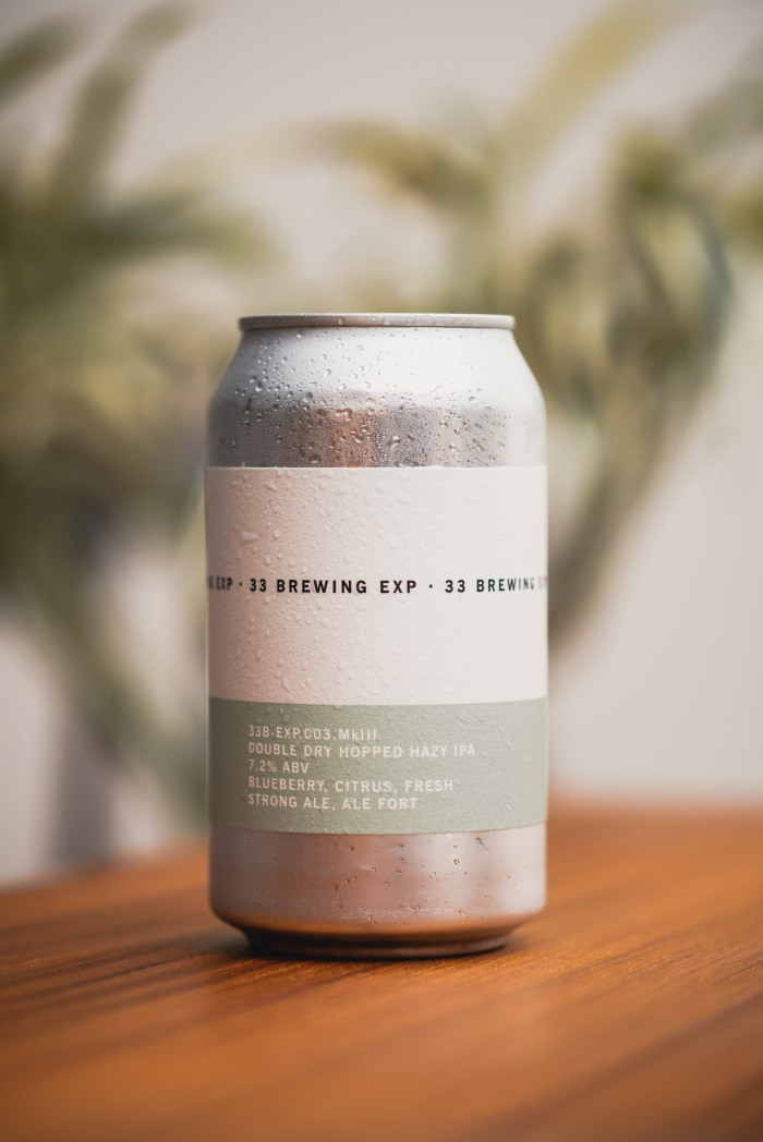 33 Acres Brewing Expirement Vancouver Craft Beer Hazy IPA vanpours Van Pours Luke Mikler Photography