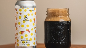 Strathcona Beer Company Wakey Wakey Coffee Stout vanpours BC craft beer Luke Mikler Photography