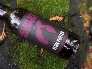 Main Street Brewing Barking Mad Plum Porter vanpours Van Pours craft beer Vancouver pouroftheweek